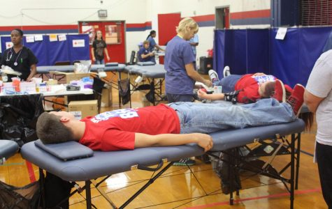 Annual Butler Blood Drive (By: Chris Mattingly)