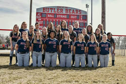 butler Softball (By: Katie Templeman)