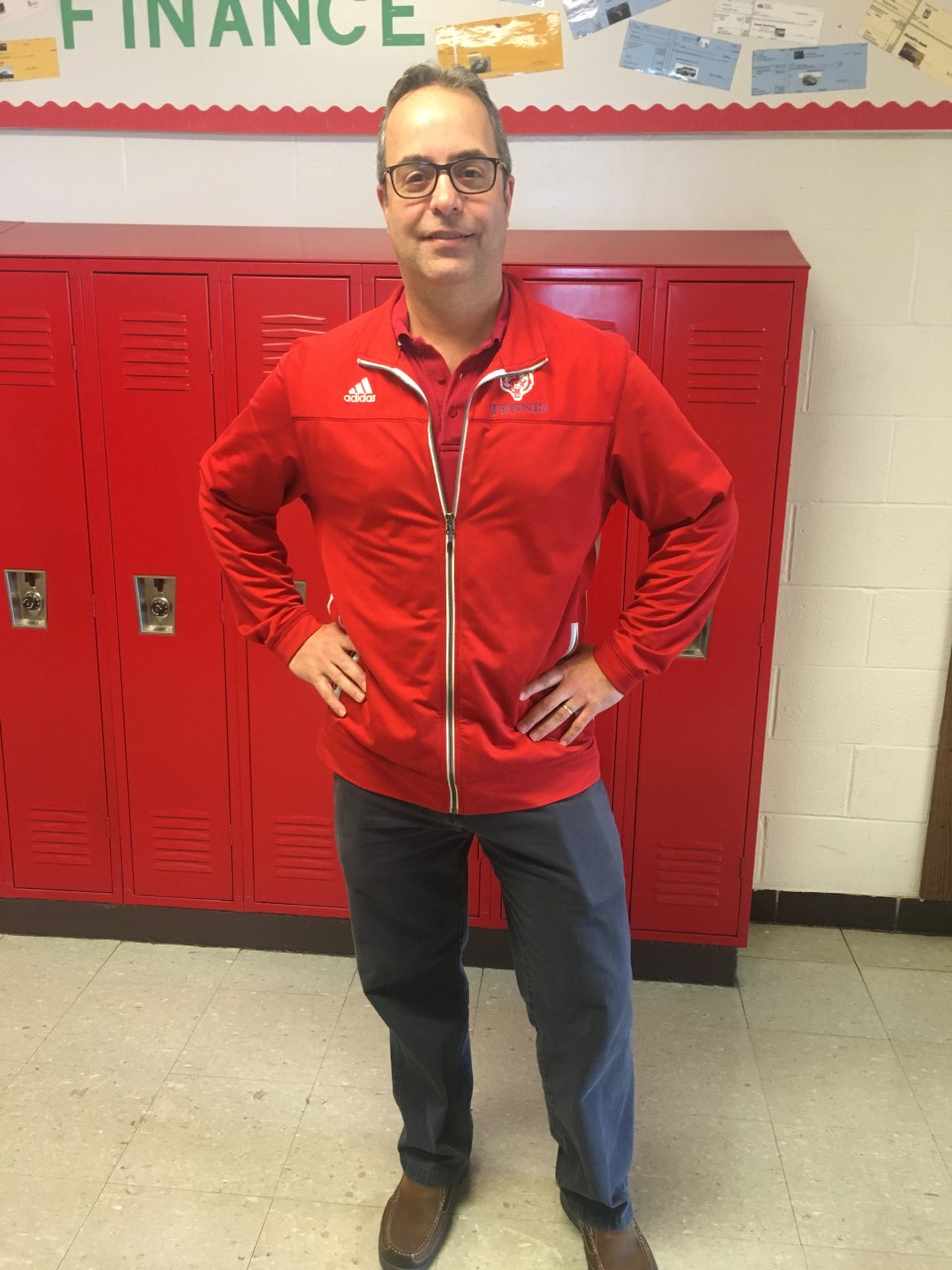 Mr. Rego (picture taken by: Abby Templeman)